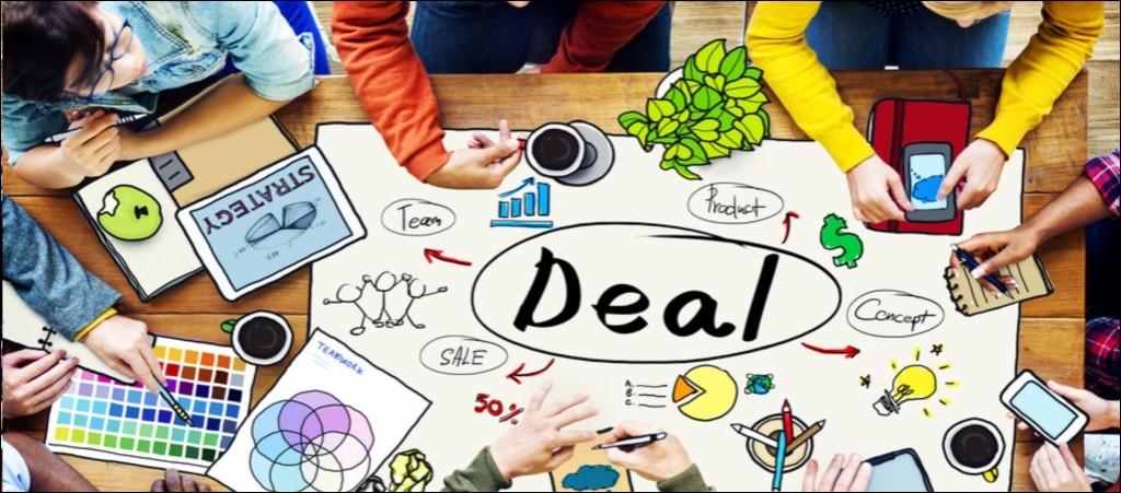 Unternehmensberatung Hannover Deal Slider